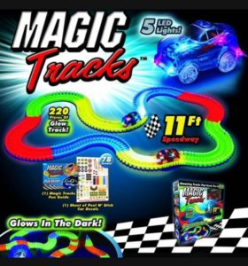 Волшебный трек/трасса Magic Tracks
