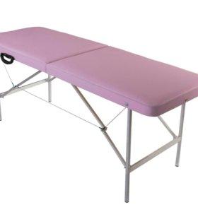 Массажный стол, кушетка складная. НОВОЕ!