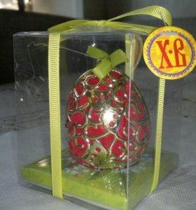Подарочное пасхальное яйцо