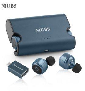 Беспроводные наушники NIUB5