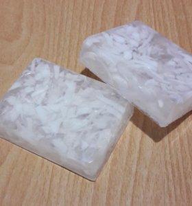 Натуральное мыло Кокос-ваниль