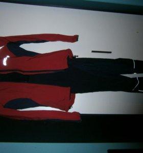 лыжный костюм для беговых лыж