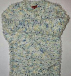 Тёплый пушистый свитер ✨