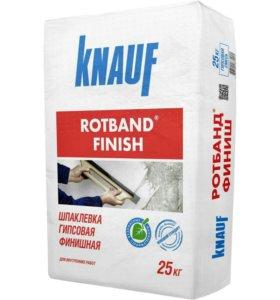 Шпаклевка Knauf Rotband Finish