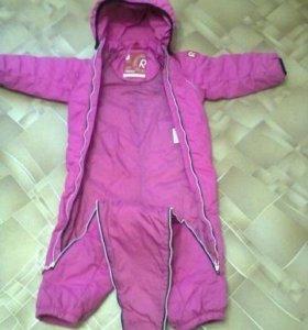 Продам детский комбинезон для девочки фирмы Reima