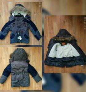 Продам новую зимную куртку
