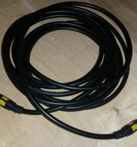 Коаксиальный кабель 5м (coaxial)