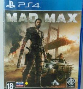 Игра на PS4 Mad Max