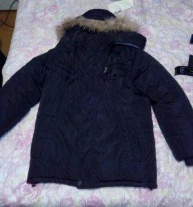 Зимния мужская куртка