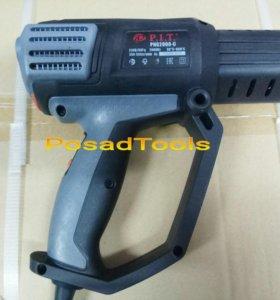 Фен строительный P.I.T PHG2000-C