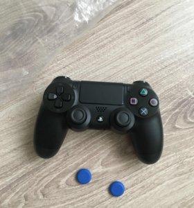 Новый Геймпад Sony Dualshock 4