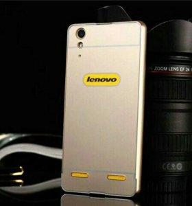 Чехол для Lenovo a6010 чёрный