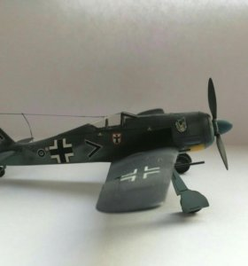 FW 190 A4, 1/72