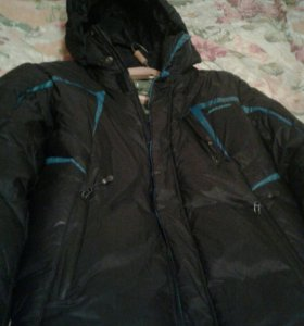 Куртка мужская зимняя р48 - 50       теплая