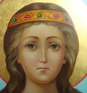 Икона Святая Мученица Любовь.