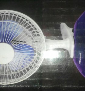 Настольный вентилятор Maxwell MW-3510B