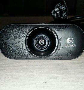 Новая Веб-камера Logitech C210