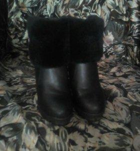 Зимнияя обувь
