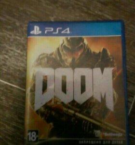Обмен/Продажа DOOM на PS4