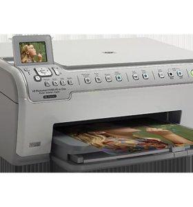 На запчасти МФУ HP Photosmart C5283