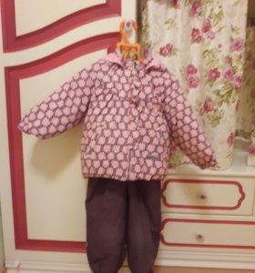 Комбинезон (куртка, штаны) kerry зима
