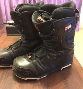 Сноубордические ботинки Head Premium 42-43
