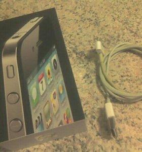 iPhone 4.кар,шнур