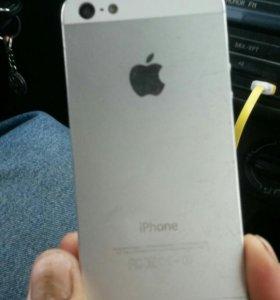 Продам iPhone 5 с лте