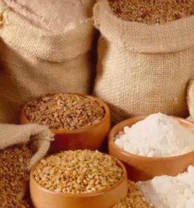 Комбикорм,зерно