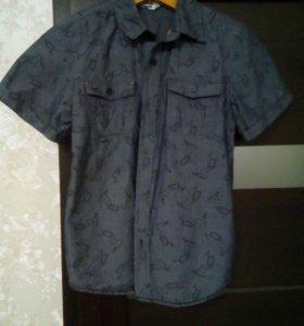 Рубашка 10-12 лет