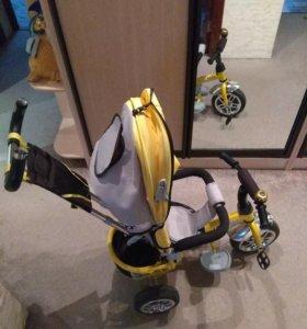 Велосипед трёхколёсный Lexx Trike