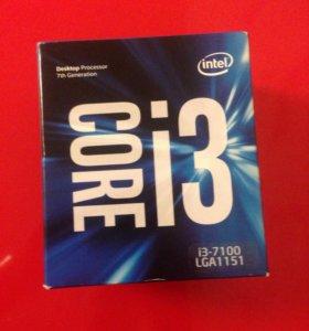 Core i3 7100