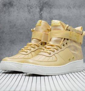🔥Кроссовки Nike SF Air Force 1 Mid (36-40 размер)
