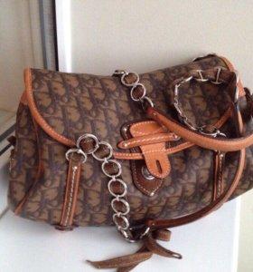 Dior Диор сумка