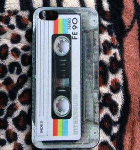 Чехол на айфон 5s