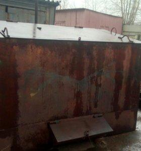 Ящик для сыпучих металл -4