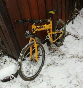 Велосипед Hamer