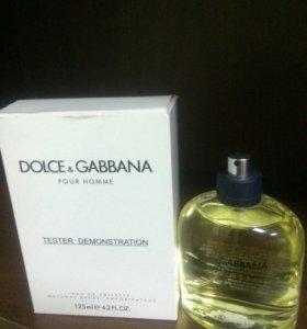 Тестер аналог Dolce & Gabbana 125 ml