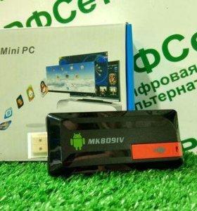 MK809 IV. Мини ПК. SmartTV приставка.