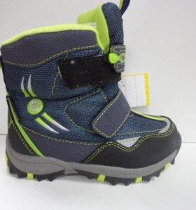 Новые ботинки ТОМ-М