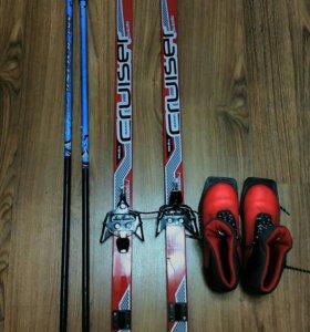 Комплект лыжи