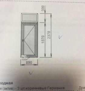 Дверь входная Shuko 70