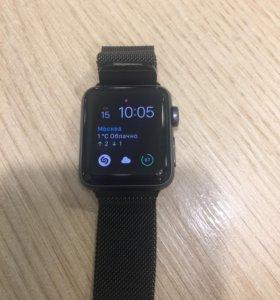 Часы Apple Watch s2 38mm