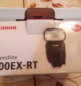 Вспышка Canon Speedlite 600 EX-RT
