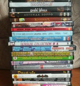 Фильмы на DVD за тортик😊