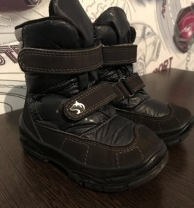 Ботинки Alaska Tex
