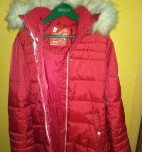 Куртка reima р.152