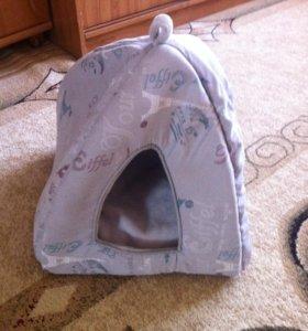 Новый домик для кошки или собачки