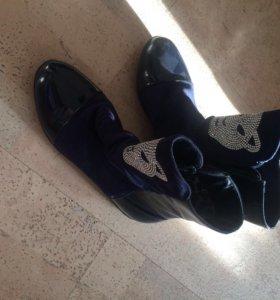 Ботиночки на девочку, размер 36