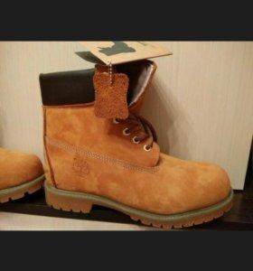 Зимние ботинки Тимбирлэнд